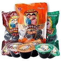 【限时包邮特惠!!!】潘高寿 迷你型龟苓膏(原味+燕麦味+红豆味) 500g*3袋)三种口味办公小零食