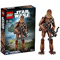 【12月新品】 LEGO 乐高 Star Wars 星球大战系列 楚巴卡 75530 8-14岁 积木玩具