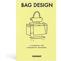 时尚包袋设计百科大全 英文原版 Fashionary Bag Design 时尚箱包服装设计工具书参考书 实用包袋设计百科全书 精装