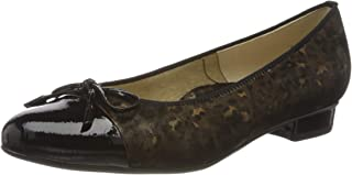 ARA 女士 Bari 1243721 浅口芭蕾舞鞋