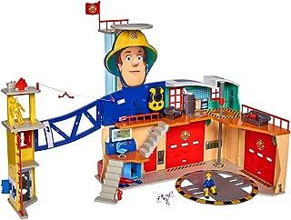 Simba 109251059 消防员 Sam Mega消防站 XXL