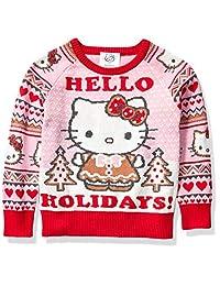 Hello Kitty 女童毛衣