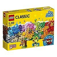 【爆款直降】【NEW 上新 1月新品】 LEGO 乐高 拼插类玩具 Classic 经典系列 齿轮创意拼砌盒 10712 5-99岁 积木玩具