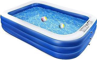 "Whew 充气泳池,120"" X 72"" X 23.6"""
