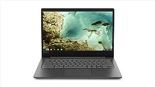 联想 Chromebook S330 14 英寸高清显示屏商务笔记本电脑,MediaTek MT8173C 四核处理器,高达 2.1GHz、4GB LPDDR3、32GB eMMC、网络摄像头、Blutetooth、HDMI、镀铬操作系统,高达 10 小时电池寿命,黑色