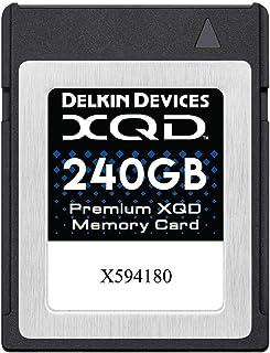 Delkin Premium XQD *卡DDXQD-240GB 240GB