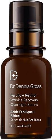 Dr dennis gross 护肤品 ferulic / retinol 抗皱恢复夜间精华