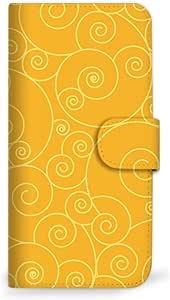 mitas iphone 手机壳105SC-0088-YE/SH-03G 4_AQUOS ZETA (SH-03G) 黄色