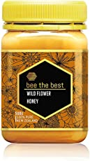 Bee The Best 佰思蜜 野花蜂蜜 500g(新西兰进口) (特卖)