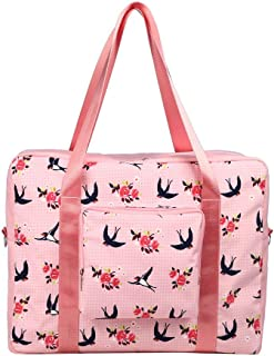 可折叠轻质行李袋防水旅行储存行李袋男女通用