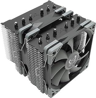 SEAGATE 原创设计 120mm麻花 侧流型CPU散热器 风魔贰 丝绸M-2000