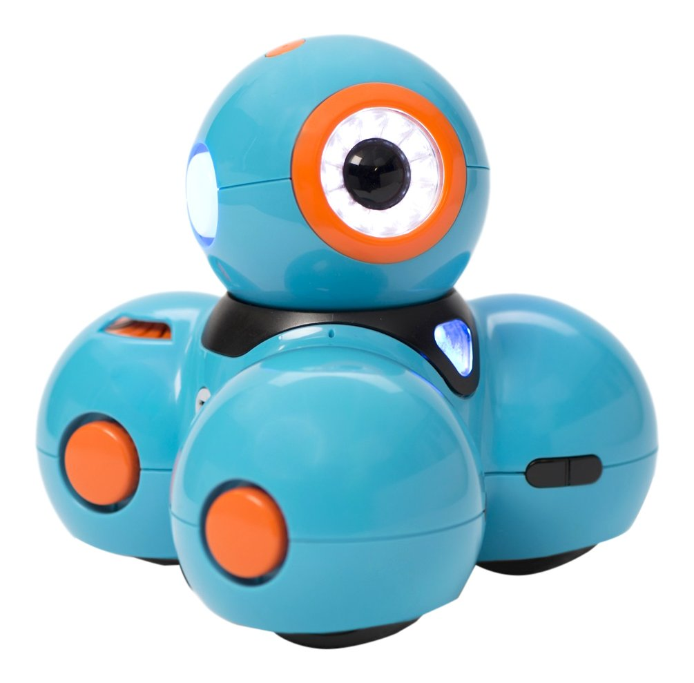 Wonder Workshop Dash Robot 达奇STEM编程机器人 Dash中英文双语版
