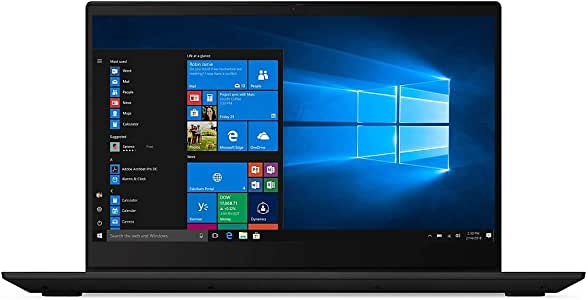 2019 Lenovo Ideapad S340 15.6 英寸 FHD 笔记本电脑,* 10 代 Intel 四核 i7 1065G7 *高 3.9GHz、8GB DDR4 内存、256GB SSD、802.11ac WiFi、蓝牙 4.2、USB C 型、HDMI、缟玛瑙黑色、Windows 10