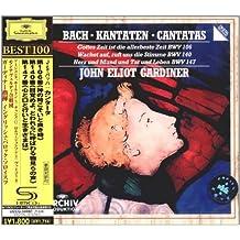 进口CD:巴赫康塔塔140和147(CD) UCCG50097