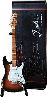 Axe Heaven FS-001 挡泥板 Stratocaster 经典 Sunburst Finish Miniature 吉他