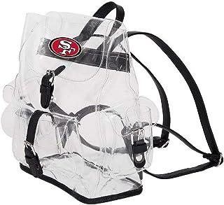 THE NORTHWEST COMPANY 旧金山 49 人队 NFL Lucia 透明背包