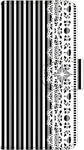 智能手机壳 手册式 对应全部机型 印刷手册 cw-022top 套 手册 宝石 UV印刷 壳WN-PR129388-M Disney Mobile on SoftBank DM014SH 图案C