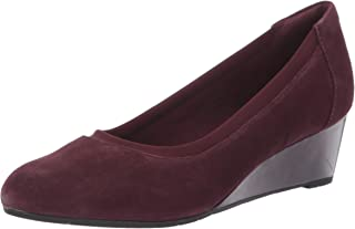 Clarks 女式 坡跟鞋