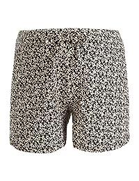Queen Mum 女士短裤运动衫 AOP Doha 孕妇短裤
