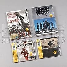 正版 收藏套装 林肯公园Linkin Park专辑作品完整收录纪念收藏版 8CD+1DVD【盛鑫音像】
