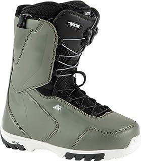 Nitro Snowboards 女士 Cuda TLS '21 All Mountain Freestyle 快速系带系统 船 滑雪板靴