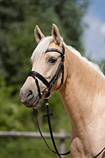 Snaffle Bridle VALERIE