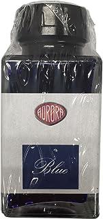 极光 Aurora 瓶装墨水45ml 进口正品  ブルー 125-B
