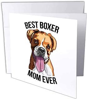 "Carsten Reisinger - 插图 - *好的拳师妈妈 - 贺卡 6 x 6"""