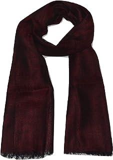 * 纯亚麻围巾,双色梅麻,大号,透气,全天候亚麻围巾。