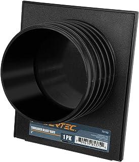 POWERTEC 70108 4 英寸防爆门适用于真空/灰尘收集器 4-Inch 70192