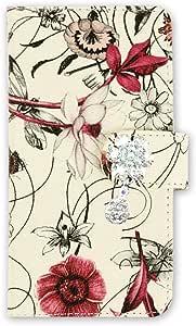 whitenuts 壳 手册式 装饰品WN-OD204186 11_ Qua phone KYV37 粉色