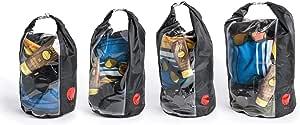 OmniCore Designs Peak-A-Boo 浮动卷顶防水干袋(10L/20L/30L/40L)