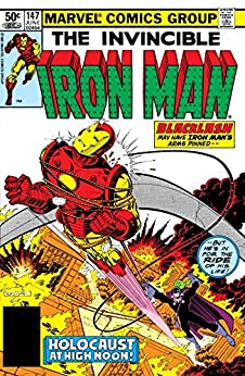 """Iron Man (1968-1996) #147 (English Edition)"",作者:[Michelinie, David]"