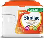 Similac 雅培 Sensitive 低敏配方婴幼儿含铁奶粉 1段 0-12个月 3罐装 989g*3