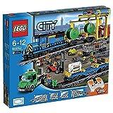 LEGO 乐高 拼插类玩具 City城市系列 货运列车60052 7-15岁 积木玩具