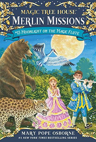 Moonlight on the Magic Flute(两种封面随机发货)