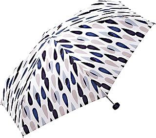 w.p.c 雨伞折叠伞海军蓝50cm女士拉链式雨伞554-127 NV
