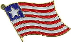 旗帜贴和别针 别针 IFPP001