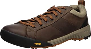 "Danner 男士 Camp Sherman 3"" 徒步靴 Dark Brown/Orange 8 M US"