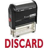 discard 自动充墨橡胶印章–红色 INK ( excelmark A1539)