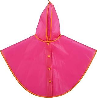 Stephan Baby 雨披系列 Hot Pink + Orange