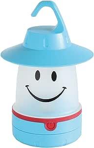 Smile LED 灯笼:便携式小夜灯露营灯 PEVS1010SK