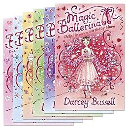 """Magic Ballerina 1-6 (Magic Ballerina) (English Edition)"",作者:[Bussell, Darcey]"