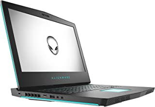 Alienware 15 R4 游戏笔记本电脑,15.6 英寸 FHD IPS 显示屏,Intel Core i7-8750H,16GB DDR4 内存,128GB SSD + 1TB 硬盘,NVIDIA GTX 1060,Windows 10,黑色