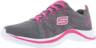 Skechers Swift Kicks Bling Thing 儿童系带运动鞋(小童/大童)