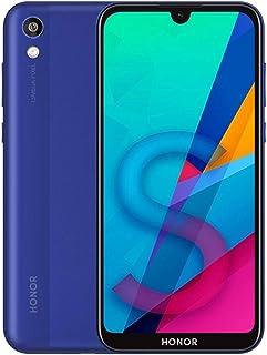 荣耀 8S (32GB, 2GB RAM) 5.71 英寸高清显示屏,双 SIM GSM 工厂未锁,美国和拉丁 4G LTE 国际型号 - KSA-LX3KSA-LX3 32 GB 蓝色