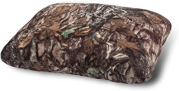 World's Best Feather 柔软超细纤维平角旅行枕,猎人 栅栏 Polyester 3000 FRCAMO