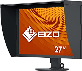 Eizo 艺卓 CG2730-BK 图像显示器 68.4 cm (27 英寸)  (DVI-D, HDMI, Display Port, WQHD)黑色