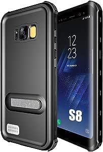 S7/S7 Edge/S8/S8+/S9/S9+/Note8/Note9 防水手机壳,防震,防雪,防尘 IP68 认证的防水壳全密封水下保护盖 Note 9
