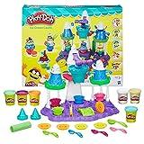 Hasbro 孩之宝 Play-Doh 培乐多彩泥玩具 冰激凌城堡套装 B5523